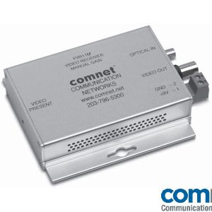 Mini transmisor video Electronica red COMNET FVR11M