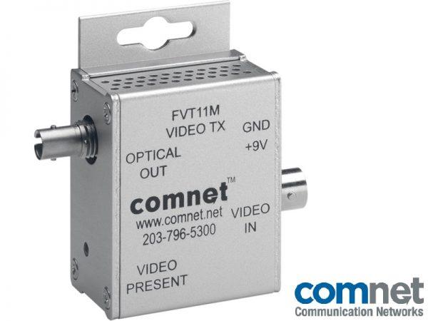 Transmisión analógica Electronica Red Comnet FTV11M