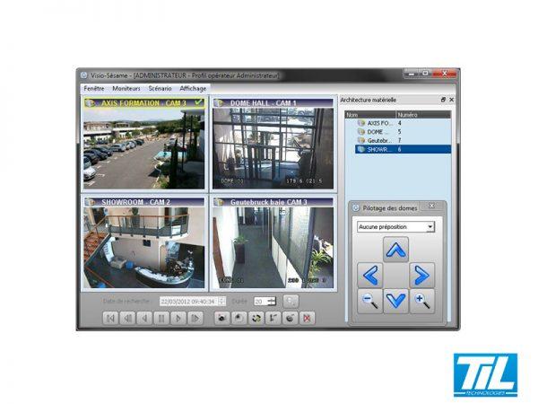 TIL, software, VISIO-SESAME