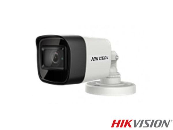 Cámara Bullet HD TVI CCTV DS-2CE16H8T-IT IT5 HIKVISION