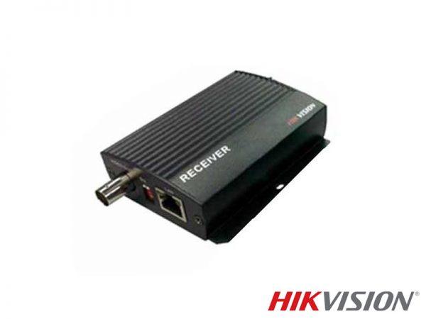 Transmisor coaxial, accesosrios, Hikvision, ECV, DS-1H05-R