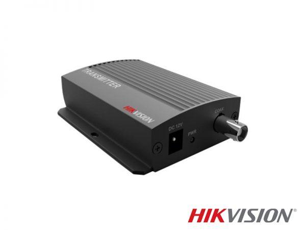 Transmisor coaxila, accesorios, Hikvision, ECV, DS-1H05-T