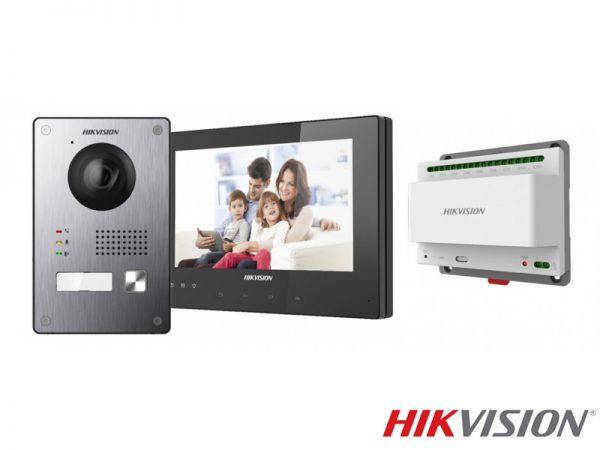 KIT Intrusion DS-KIS701-EU-B HIKVISION