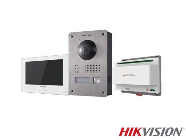KIT Intrusion DS-KIS701-EU-W HIKVISION